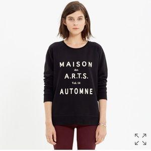 Madewell Maison des a.r.t.s Arts Sweatshirt